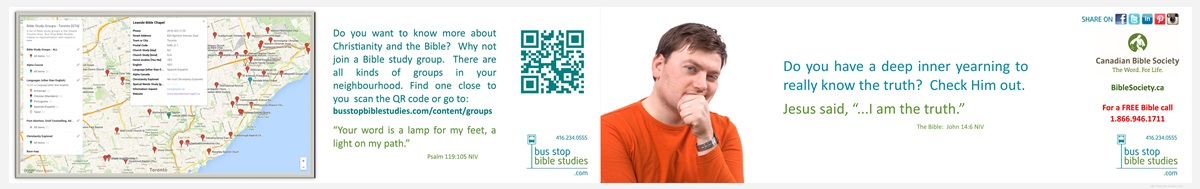 Bible Study Groups and Resources | Bus stop bible studies